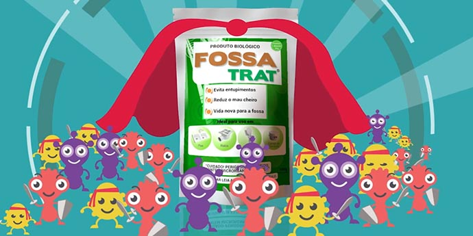 Fossatrat: o melhor produto para limpar caixa de gordura