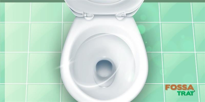 Read more about the article A água do vaso sanitário desce devagar? Causas e produto para resolver
