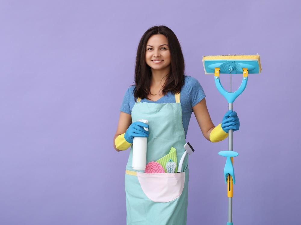 Limpeza de banheiro imagem